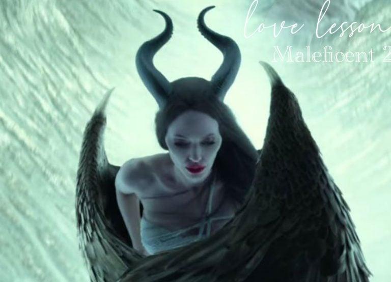 《Maleficent 2》:學會放手不是承認失敗,而是明白你我值得被愛