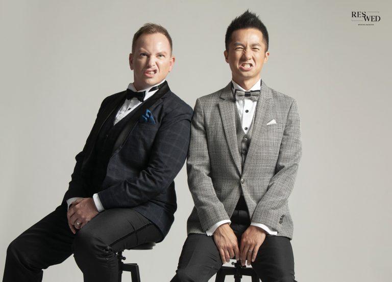 Angus & Scott : 他們為香港同志案寫下鼓舞人心的一頁!